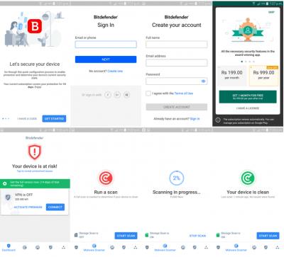bitdefender antivirus and anti-malware for android