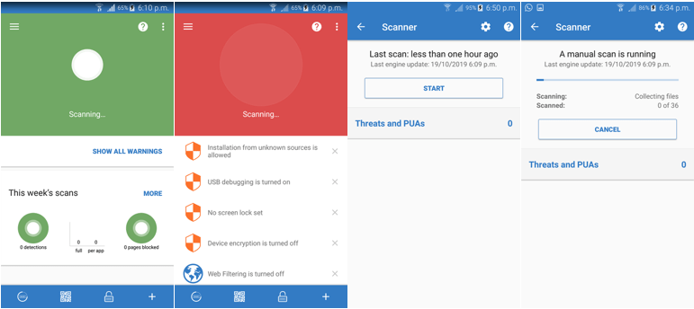 sophos mobile security for android