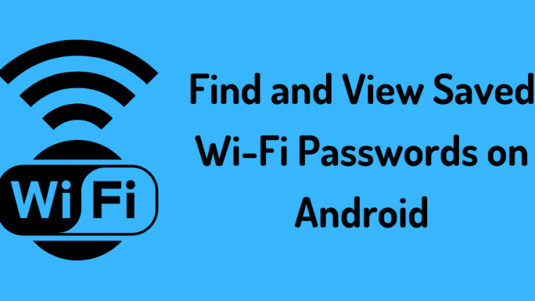 how to view saved wifi passwords on Android featured image