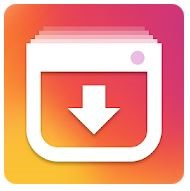 insta video downloader for android icon