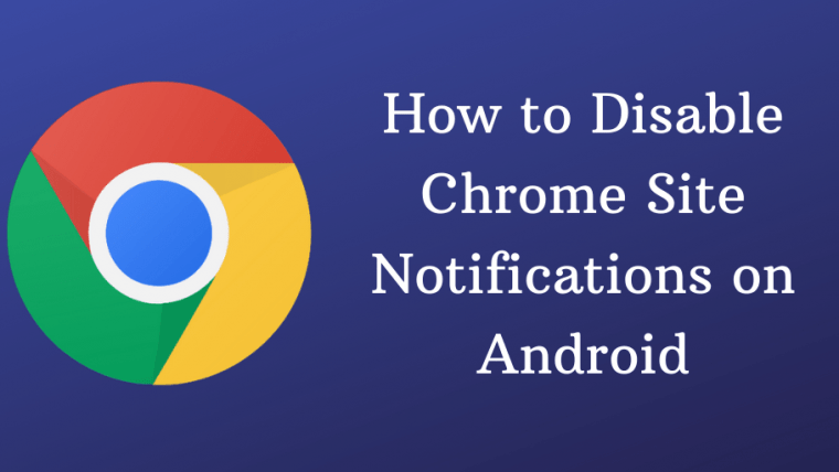 featured image for disable chrome site notifications on android