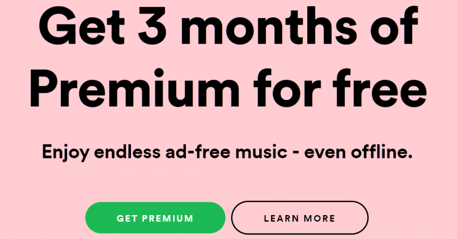 Spotify Premium free trial 90 days 3 months 900x471 - How To Get Spotify Premium For 99 Cents Again