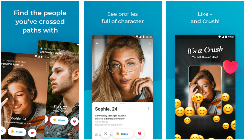 happn dating app for android