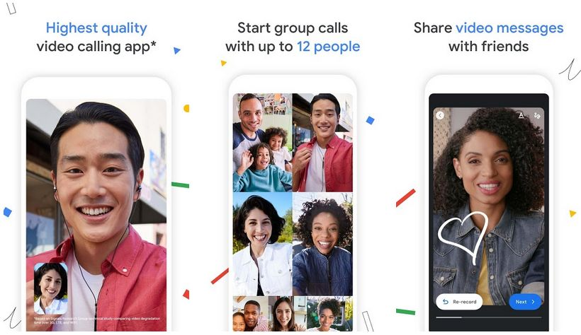 google duo android