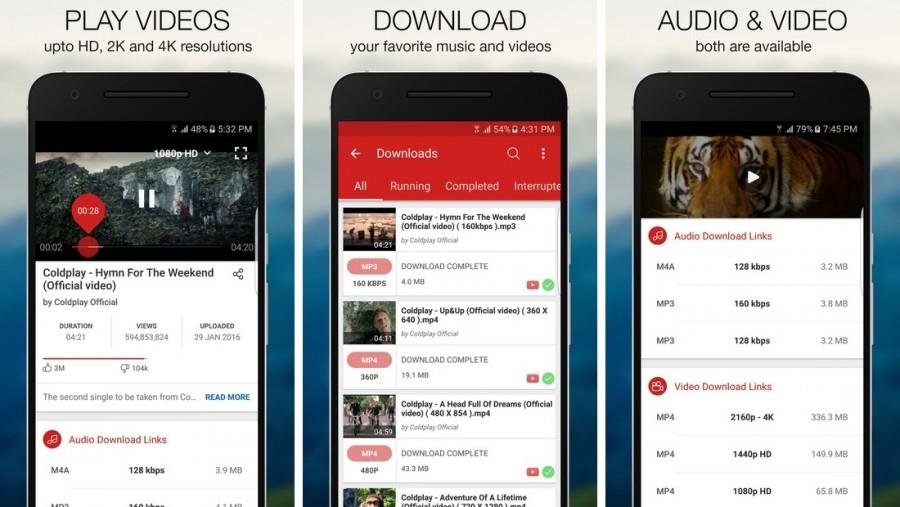videoder video downloader for android