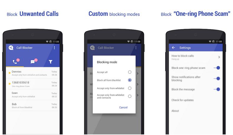 call blocker free