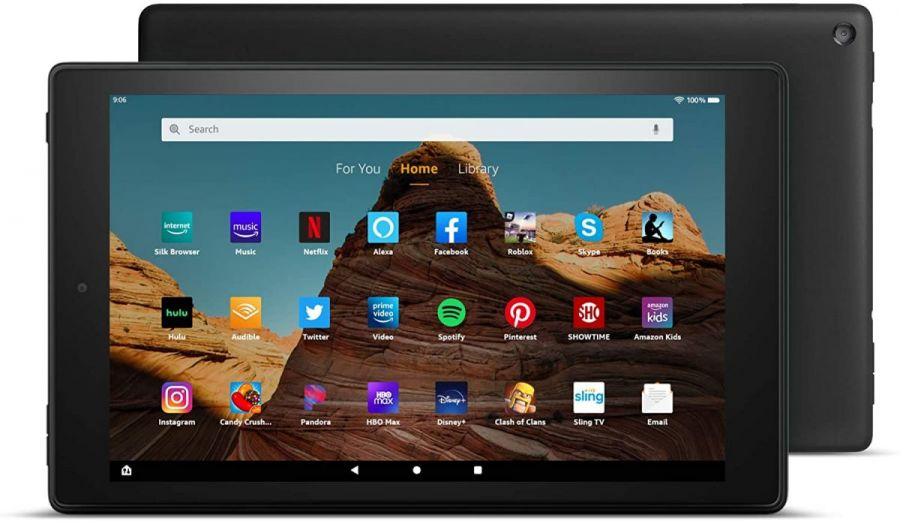 6-Amazon Fire HD 10