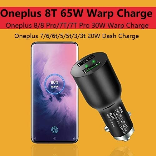 warp car charger