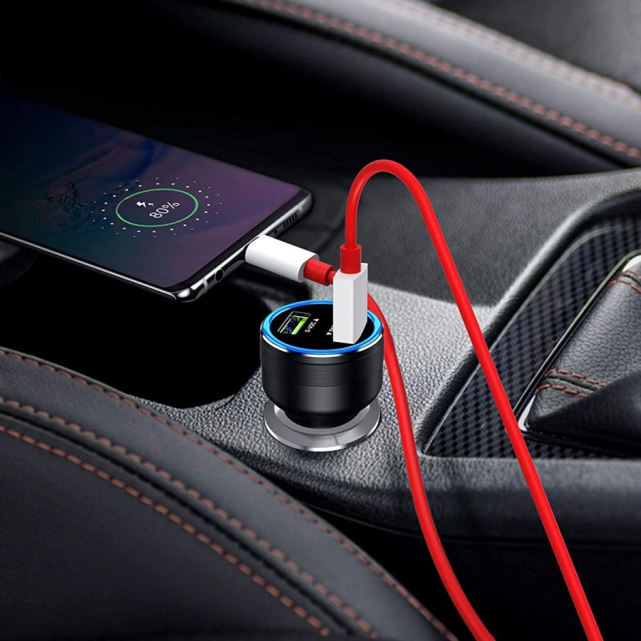 apetoo warp car charger for oneplus