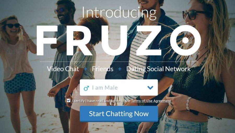 fruzo video chat