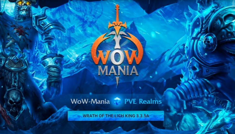 world of warcraft wow mania wrath of the lich